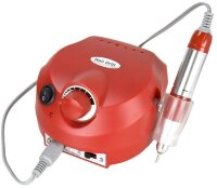 Аппарат для маникюра Nail Master DM-202, 35000 об/мин, 45 Вт, красный