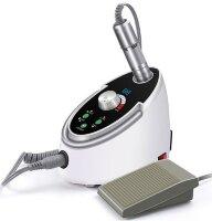Аппарат для маникюра Nail Drill TP 272 Professional, 65 Вт, серебро