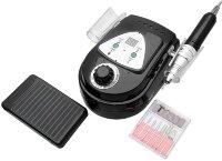 Аппарат для маникюра FR-20 аккумуляторный, 65 Вт, 35000 об/мин, черный