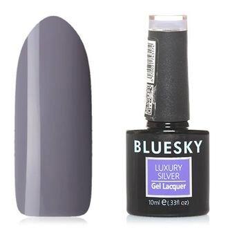 Гель-лак Bluesky Luxury Silver №72, 10 мл