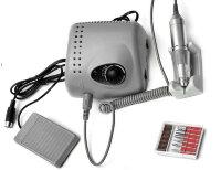 Аппарат для маникюра Nail Drill Pro ZS-705, 35000 об/мин, 65 Вт, серый