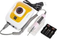 Аппарат для маникюра Nail Master DM-206, 65 Вт, 35000 об/мин, желтый