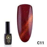 Гель-лак кошачий глаз Cat Eyes Global Fashion C11, 8 мл