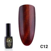 Гель-лак кошачий глаз Cat Eyes Global Fashion C12, 8 мл