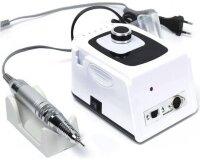Фрезер для маникюра и педикюра Nail Drill Set ZS-715, 45000 об/мин, 65 Вт, белый