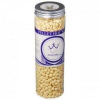 Воск для депиляции в гранулах Konsung, Milk, 400 гр