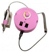 Аппарат для маникюра ZS-605, 45000 об/мин, 65 Вт, розовый