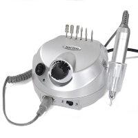 Аппарат для маникюра Nail Drill ZS-601, 45000 об/мин, 65 Вт, серебро